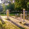 Plac zabaw Hel ul. Żeromskiego