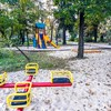 Plac zabaw Kielce Białogon Skwer Brzezinki