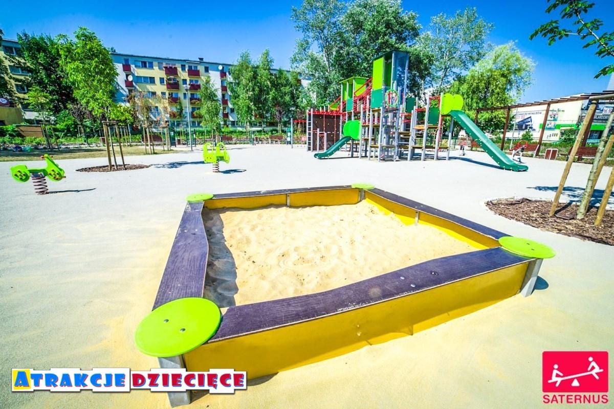 Plac zabaw dla dzieci Częstochowa Armii Krajowej zdjęcie 5