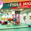 Plac zabaw Figle Migle w Centrum Handlowym Europa Centralna w Gliwicach