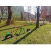 Plac zabaw Katowice Uniwersytecka