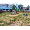 Plac zabaw Sosnowiec ul. Sobieskiego