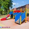 Plac Zabaw Będzin M. Konopnickiej 7