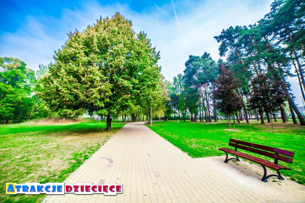 park nad jeziorem Paprocany w Tychach zdjęcie 0