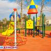 Plac zabaw Myszków Jedwabna