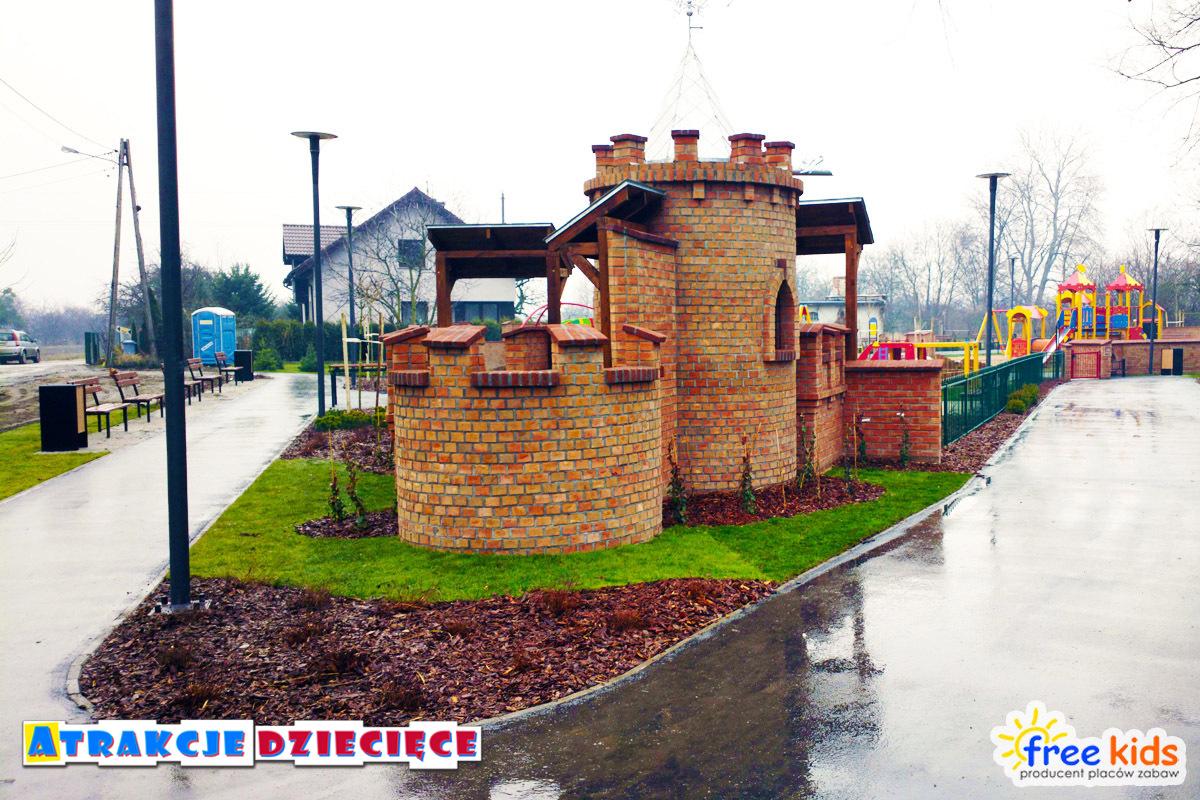 Plac zabaw Wrocław ul. Miłoszycka zdjęcie 5