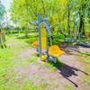 Plac zabaw Dąbrowa Górnicza Park Tysiąclecia