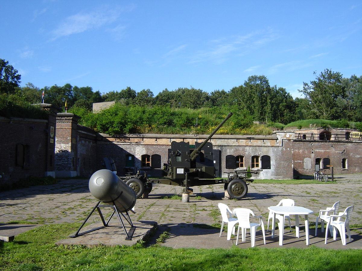 Fort Anioła i Fort Zachodni - Świnoujście zdjęcie 8
