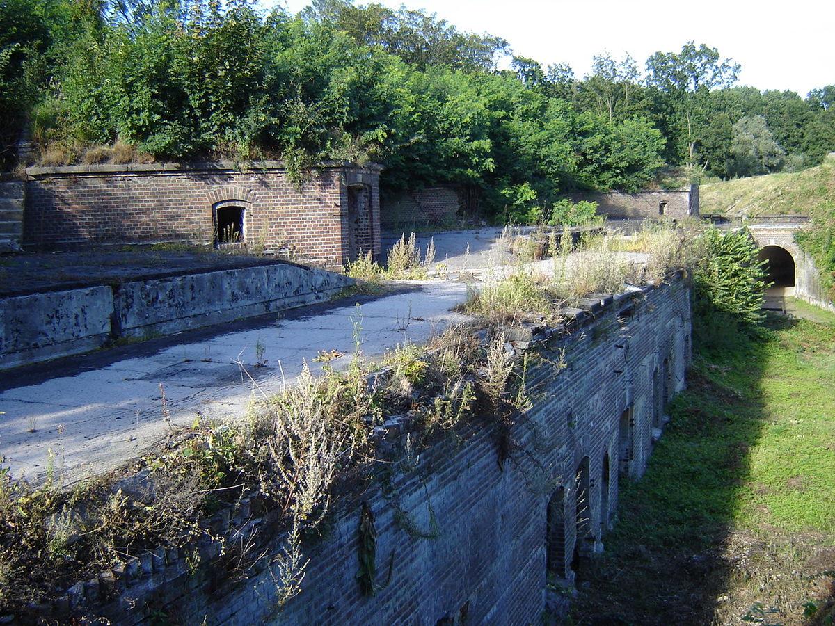 Fort Anioła i Fort Zachodni - Świnoujście zdjęcie 7