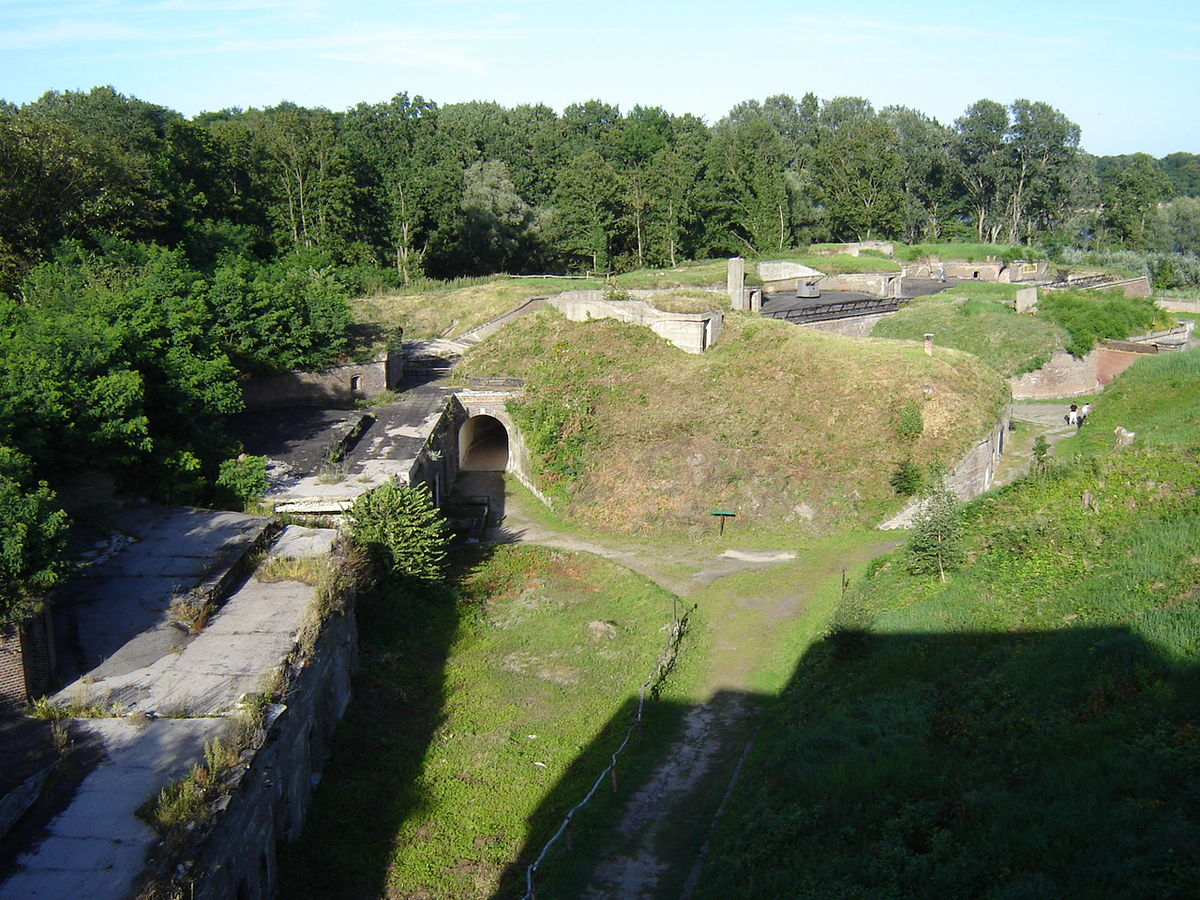 Fort Anioła i Fort Zachodni - Świnoujście zdjęcie 6