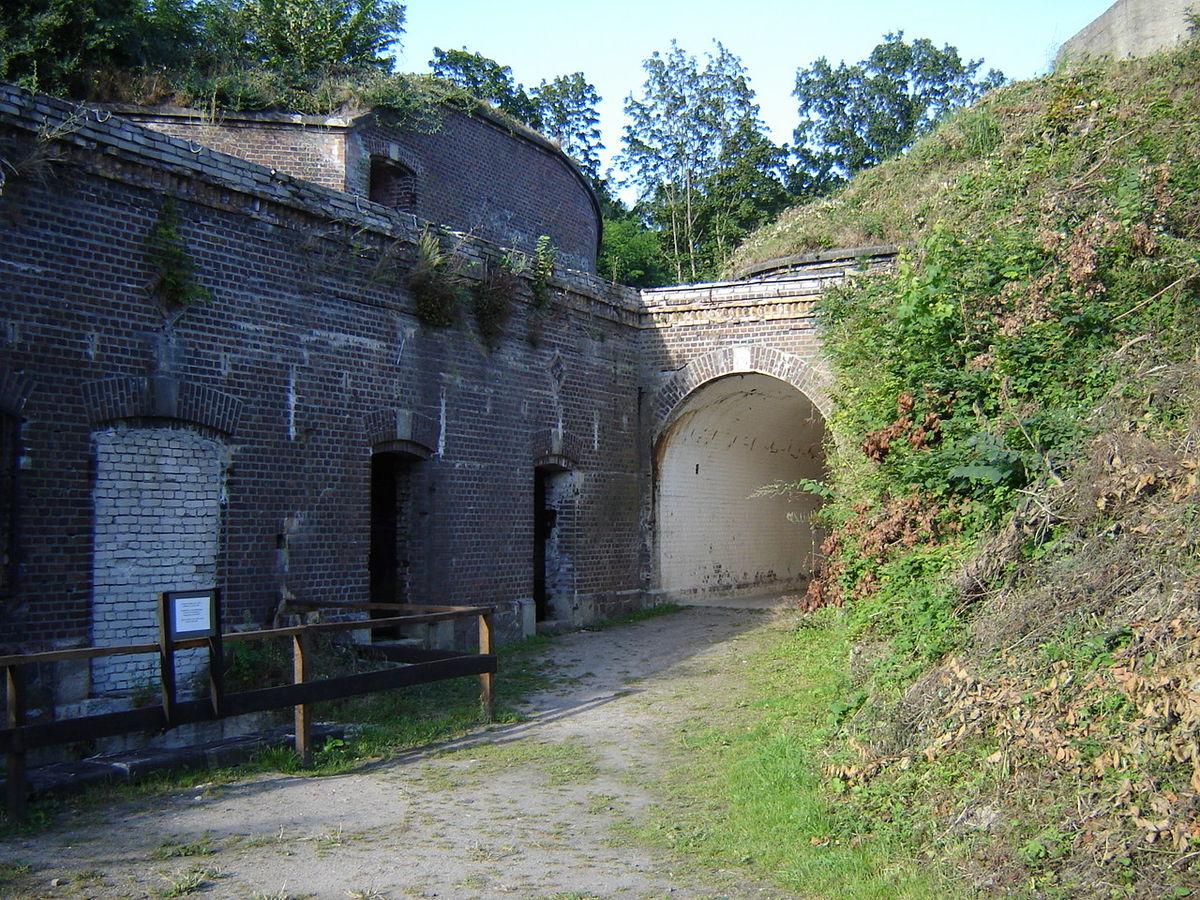 Fort Anioła i Fort Zachodni - Świnoujście zdjęcie 5