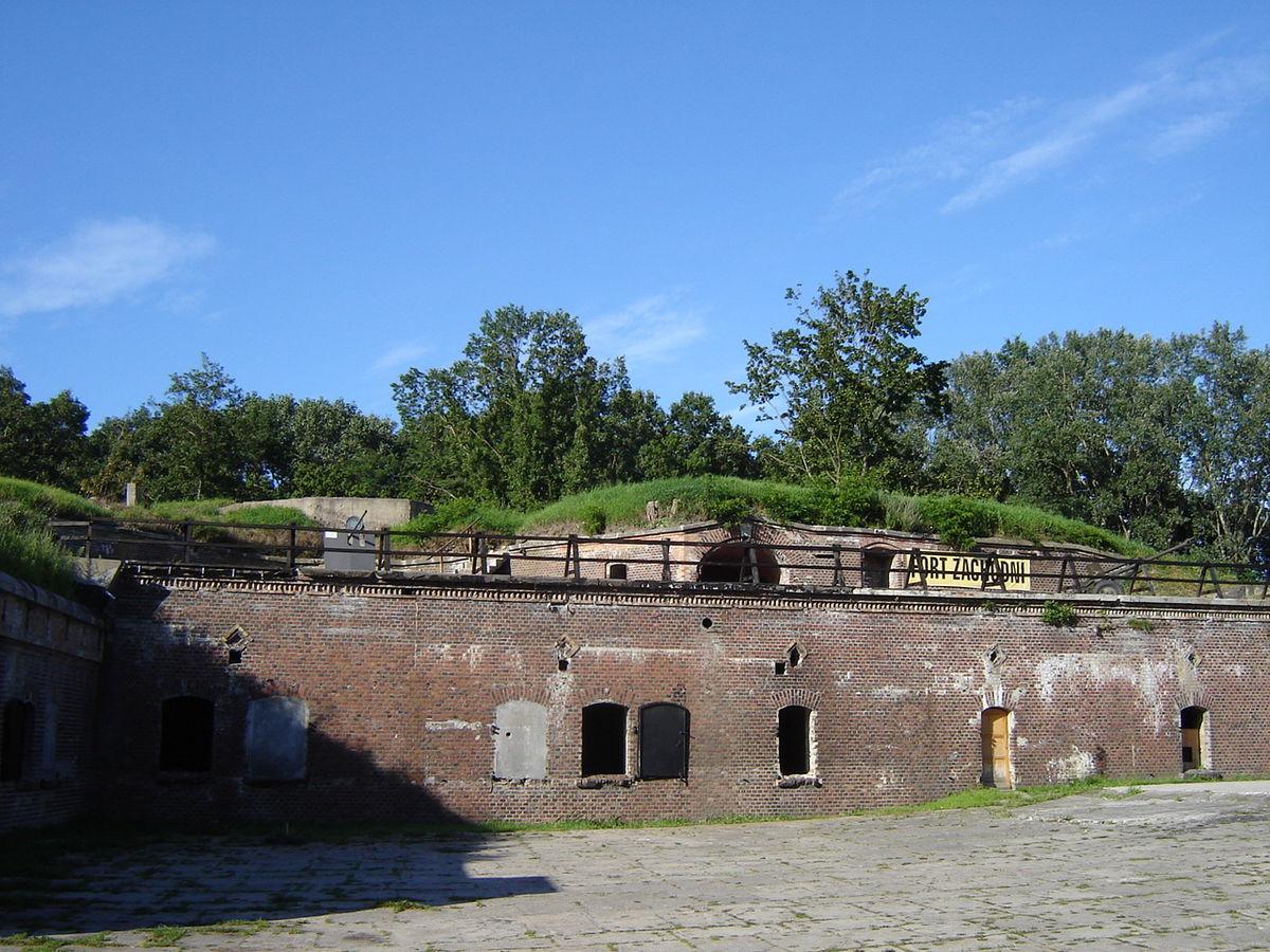 Fort Anioła i Fort Zachodni - Świnoujście zdjęcie 4