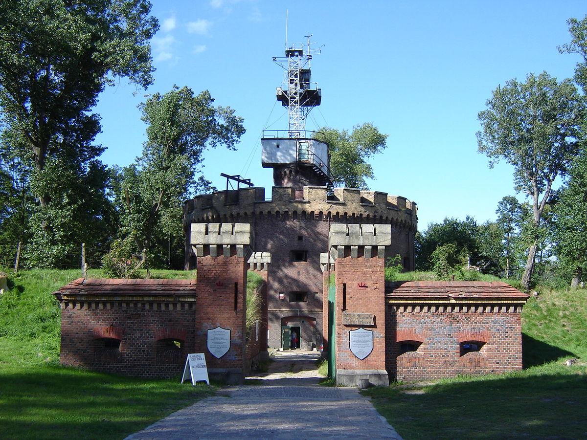 Fort Anioła i Fort Zachodni - Świnoujście zdjęcie 1