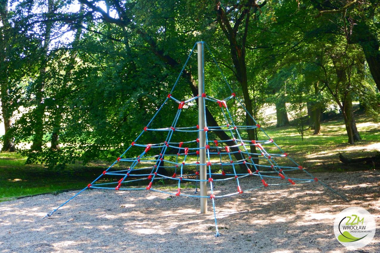 Plac zabaw Park Szczytnicki we Wrocławiu zdjęcie 3
