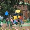 Plac zabaw Plac Strzelecki we Wrocławiu