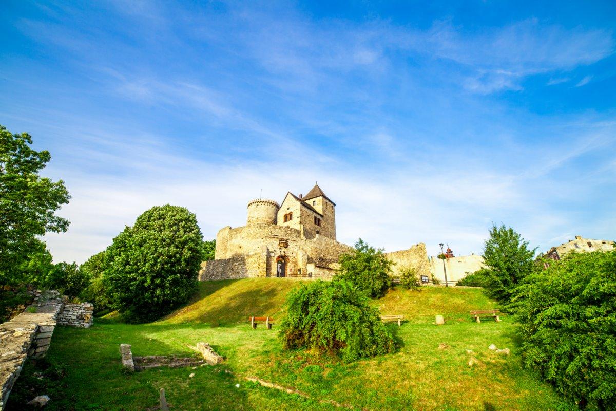 Atrakcje dla dzieci Będzin - Zamek Będziński zdjęcie 11
