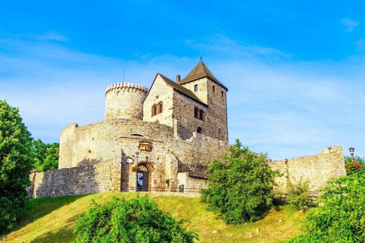 Atrakcje dla dzieci Będzin - Zamek Będziński zdjęcie 1