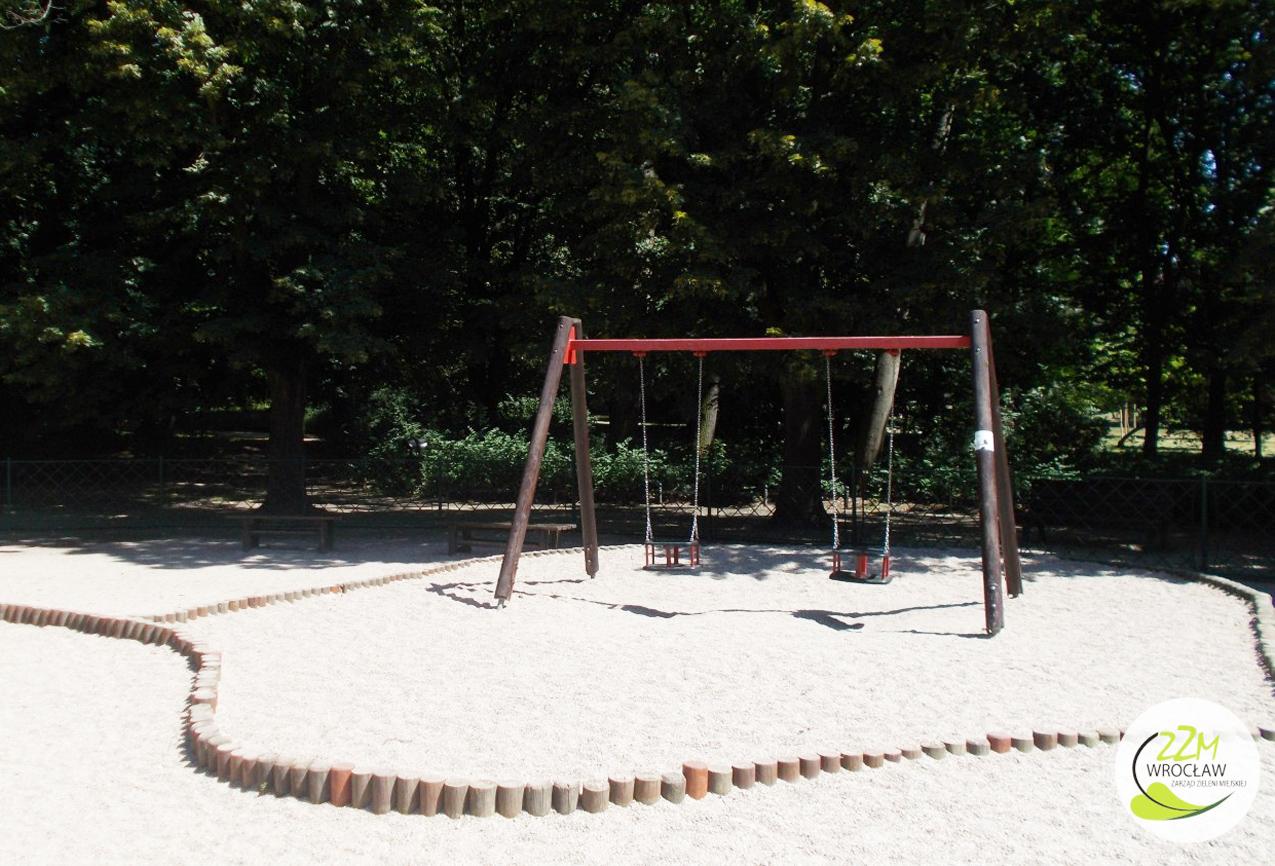 Plac zabaw Park Południowy Wrocław zdjęcie 5
