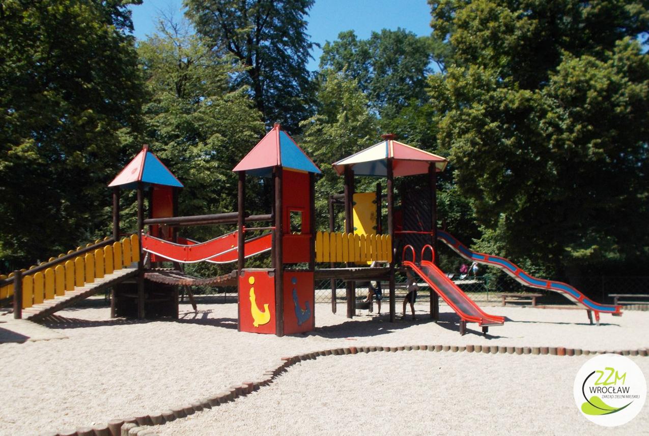 Plac zabaw Park Południowy Wrocław zdjęcie 1