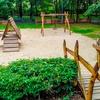 Plac zabaw Park Zadole Katowice zdjęcie 2