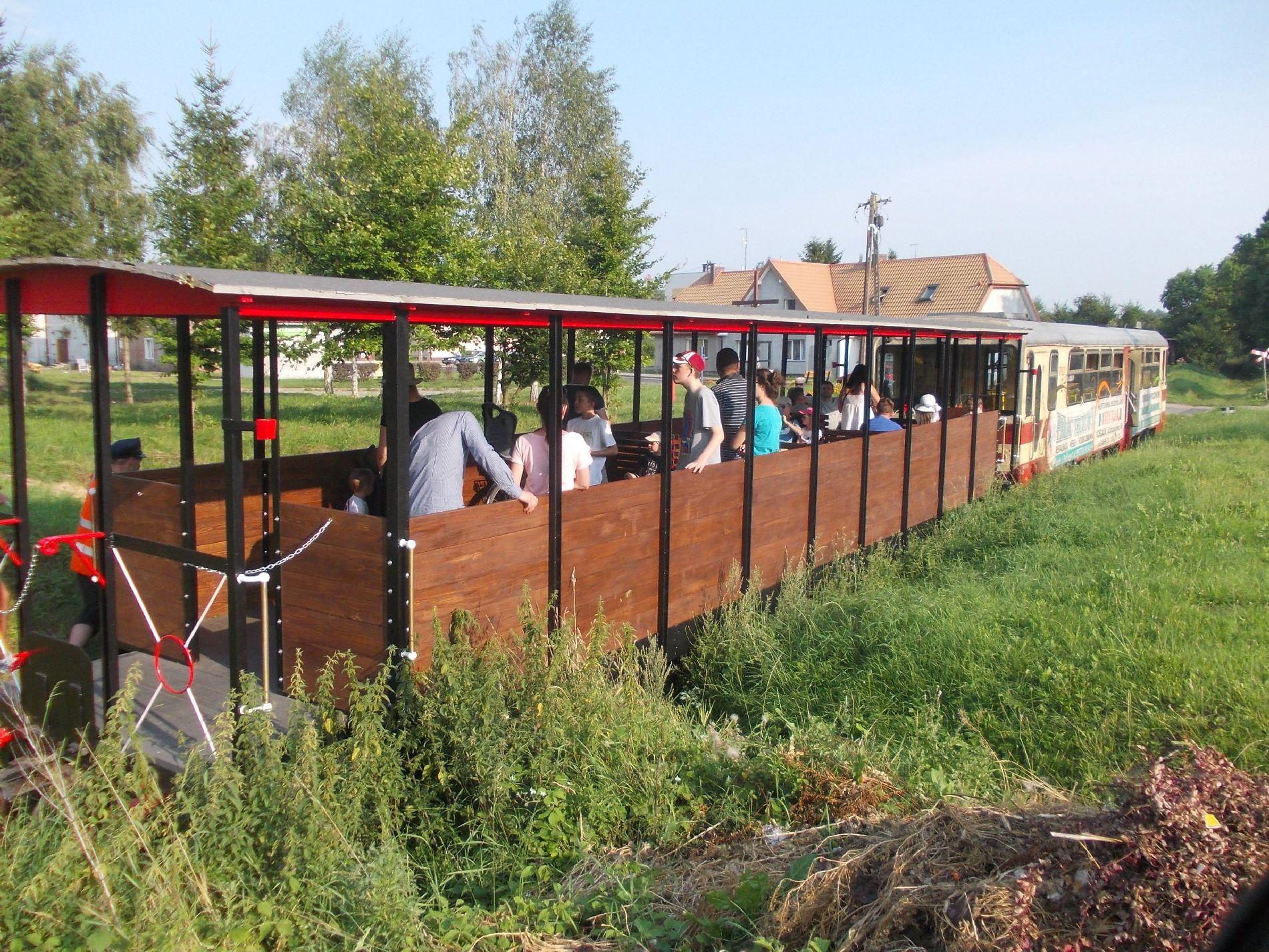 Kolej Wąskotorowa w Koszalinie zdjęcie 5