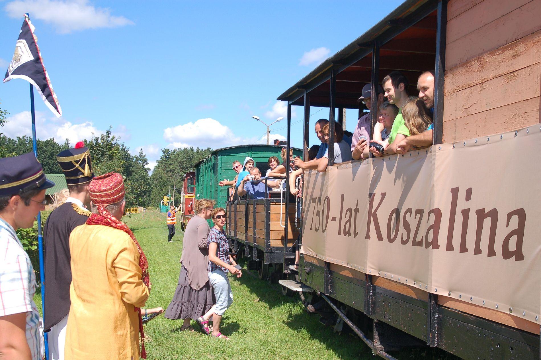 Kolej Wąskotorowa w Koszalinie zdjęcie 3