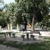 Plac zabaw Park Langiewicza Wrocław