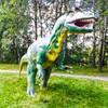 Park Dinozaurów Siemianowice Rzęsa zdjęcie 4