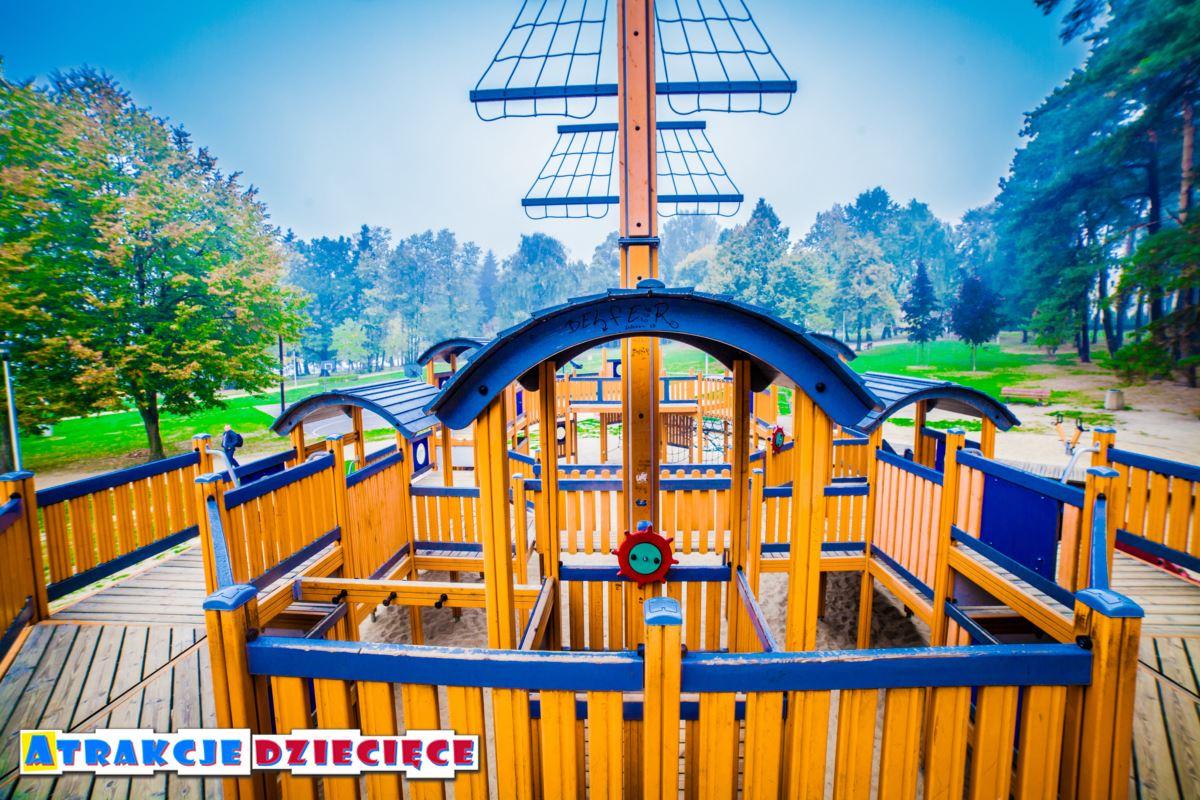 plac zabaw dla dzieci Tychy Paprocany zdjęcie 8