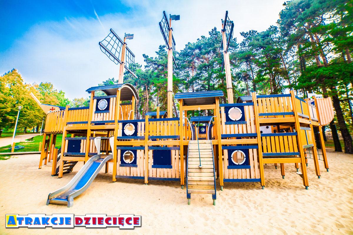 plac zabaw dla dzieci Tychy Paprocany zdjęcie 7