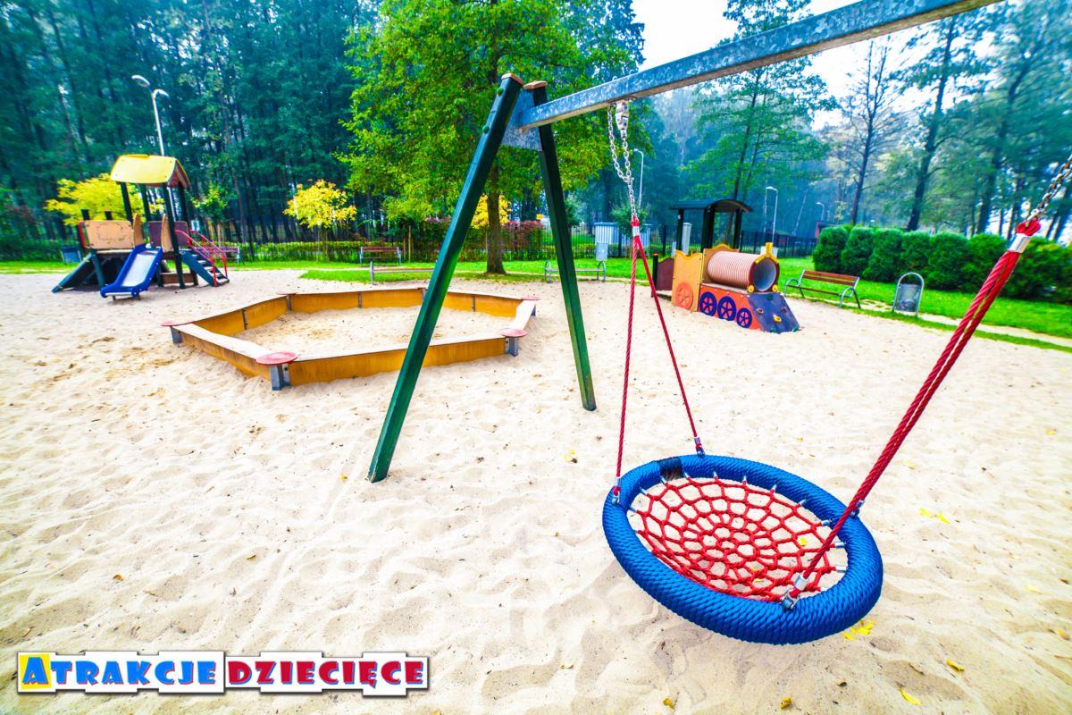 plac zabaw dla dzieci Tychy Paprocany zdjęcie 6