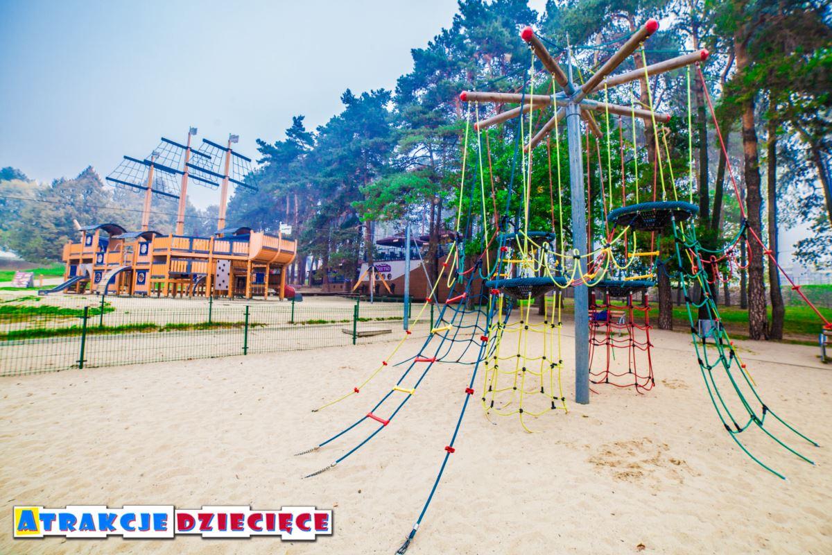 plac zabaw dla dzieci Tychy Paprocany zdjęcie 5