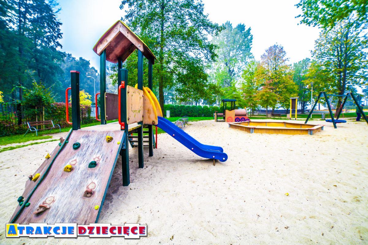 plac zabaw dla dzieci Tychy Paprocany zdjęcie 4