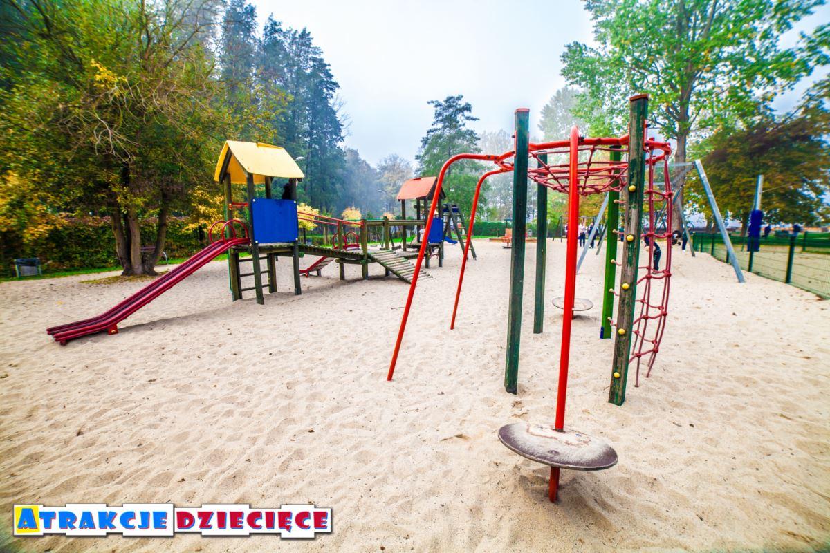 plac zabaw dla dzieci Tychy Paprocany zdjęcie 3