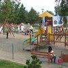 Plac zabaw w Silver Parku w Olkuszu
