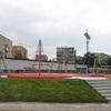 Plac zabaw Myszków ul. Spółdzielcza