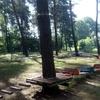 Plac zabaw w Parku Leśnym w Myszkowie
