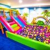 Miejska sala zabaw dla dzieci w Będzinie