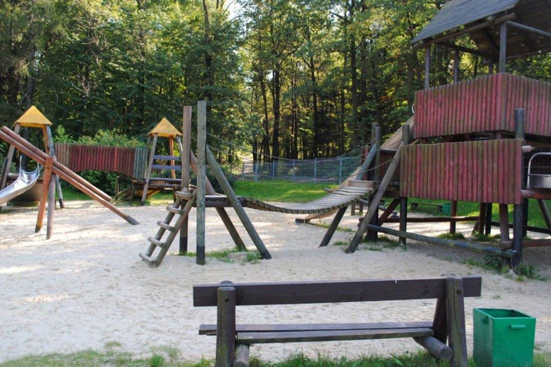 Błonia Bielsko-Biała atrakcje dla dzieci  zdjęcie 9