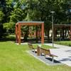 Plac zabaw Świnoujście Park Chopina