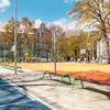Plac zabaw Świnoujście ul. Narutowicza 10