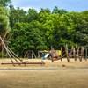 atrakcje dla dzieci w parku zdrojowym w Świnoujściu zdjęcie 13
