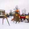Plac zabaw przy SP nr 8 w Jeleniej Górze