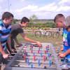 Tereny sportowo- rekreacyjne nad Narwią- Port Łomża