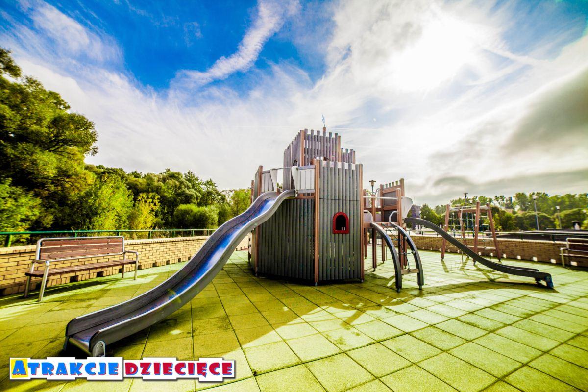 Plac zabaw dla dzieci Siewierz ul. Kościuszki zdjęcie 6