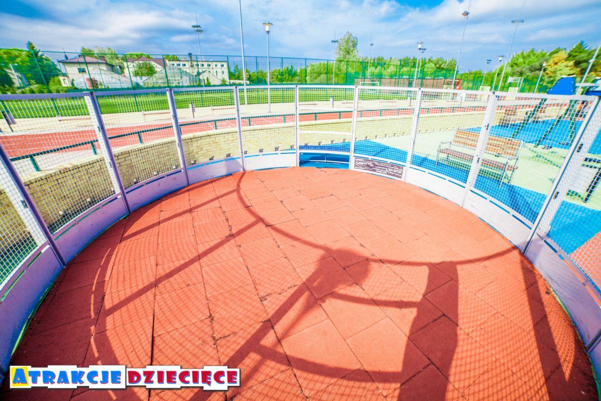 Plac zabaw dla dzieci Siewierz ul. Kościuszki zdjęcie 7