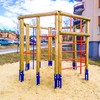 Plac zabaw w Rudzie Śląskiej. ul Kokota