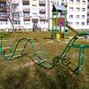 Plac zabaw Ruda Śląska ul. Kopalniana 22