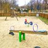 Plac zabaw Sosnowiec Stawiki