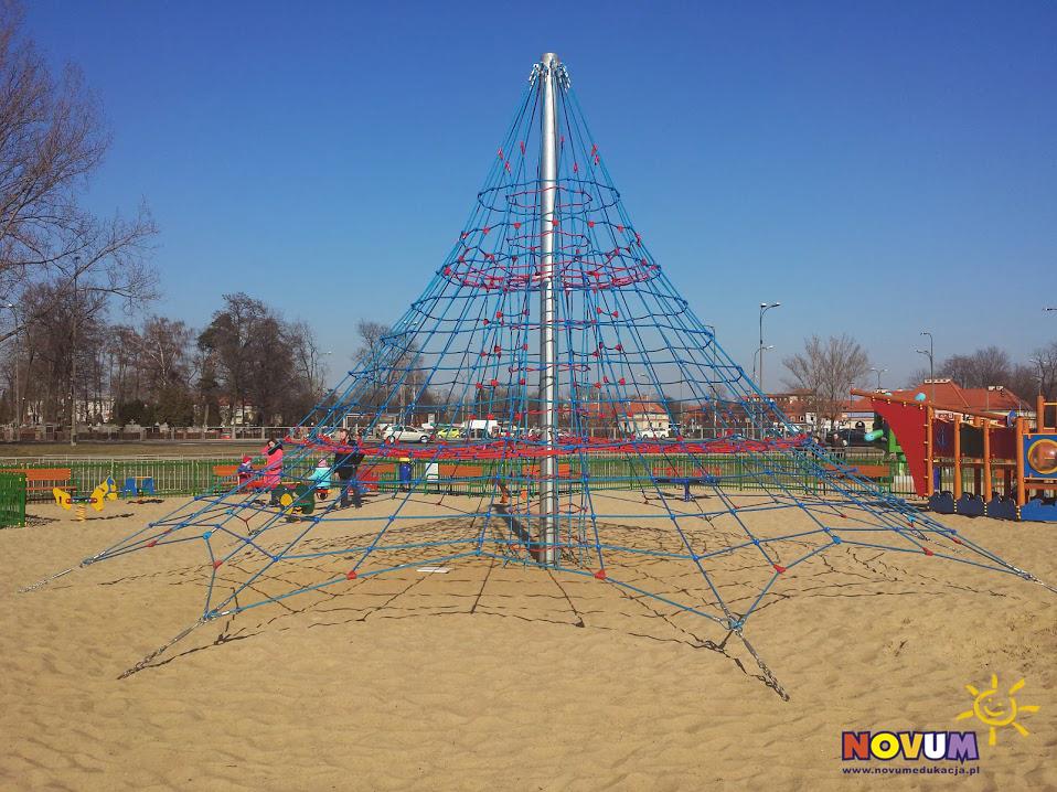 Plac zabaw dla dzieci Warszawa Plaża Wilanów zdjęcie 4